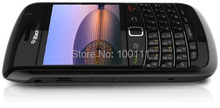 unlocked Original Blackberry Bold 9650 Mobile Phone 3G QWERTY keyboard without Camera, Free Shipping