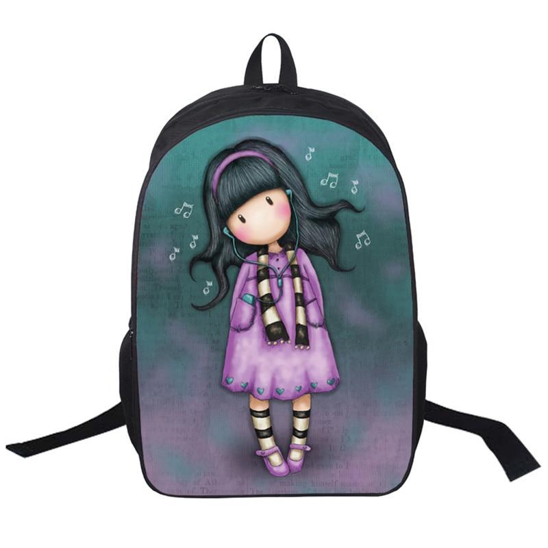 Beautiful Cute Cute Little Girl Daily Mochila Printing Schoolbags for Teenagers Sweet Cartoon Backpacks Best Gifts for Kids<br><br>Aliexpress