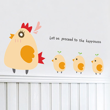 Wall Stickers For Living Room Kitchen Stickers For Kids Rooms DHome Decoration Accessories Interior Stickers QQX215