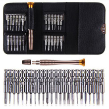 1pcs Top Quality 25 In 1 Screwdriver Set Hand Repair Tools Torx General Utility Kit Hot Selling