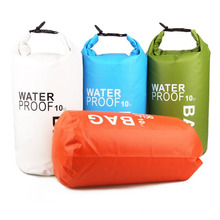 Outdoor PVC Waterproof Storage Dry Sack Swimming Bag Pouch Boating Kayaking Canoeing Floating Dry Sack Storage Bag Sports 2/5L(China)