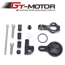 GT Motor - For YAMAHA R1 1998-2005 Motorcycles Adjustable Steering Stabilize Damper Bracket Mount Support Kit Accessories(China)
