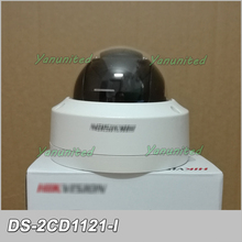 Original English Version DS-2CD1121-I 2.0 MP POE CMOS IR IP67 Vandal-proof Mini Network Dome Camera Upgradable