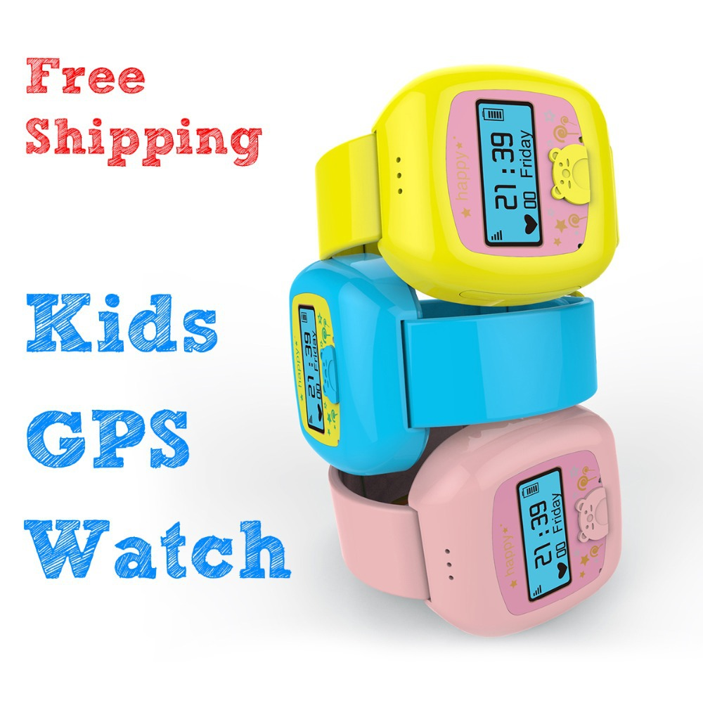 Original Hearts Children GPS Watch,Smart Anti Lost Security Remote Wistwatch SOS Call Location Finder Locator Tracker watchphone<br>