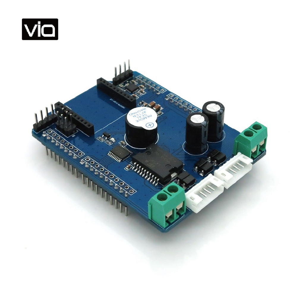 Stablizer Shield Free Shipping 7~18V Expansion Board for Arduino for Secondary Development W/PWR Indicator<br>