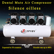 high pressure air compressor exported to 58 countries reorder rate up to 80%  made in china