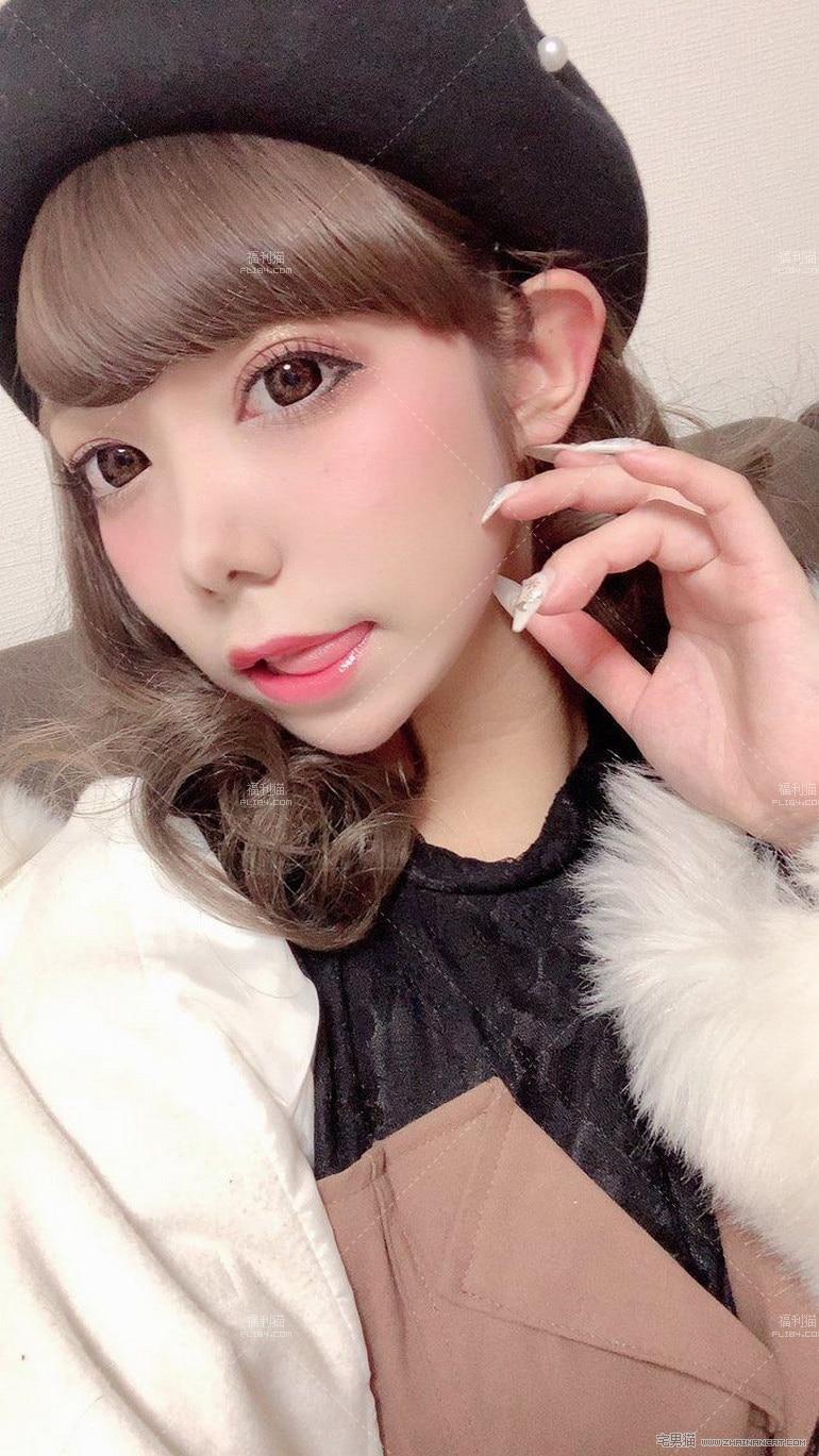 日本一夜爆红的I奶出租女友NANA队长爱爱片流出 男人团 热图4