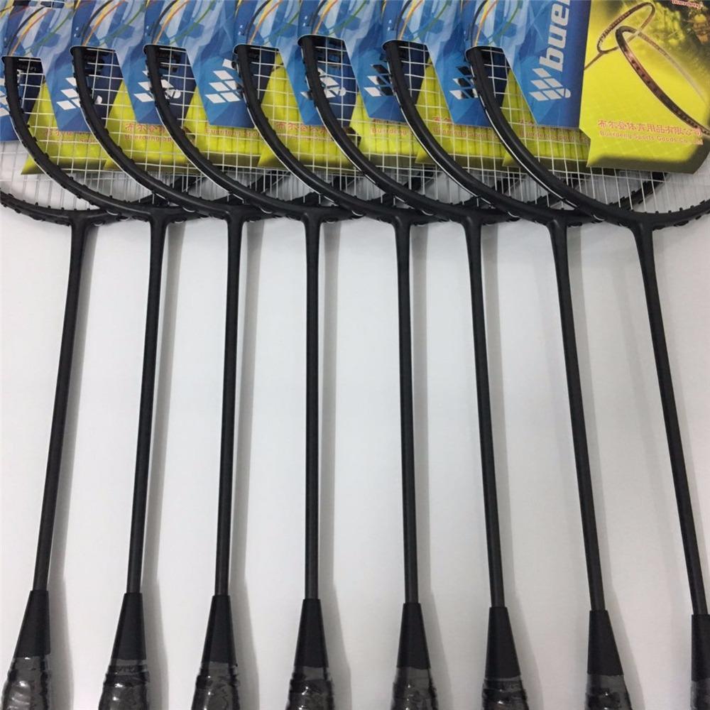6U 35lbs badminton racket-5