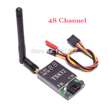 FPV 5.8G 5.8GHz 600mW 48 Channels Wireless A V Transmitting TX Transmitter Module TS832 RP-SMA