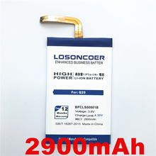 100% Original LOSONCOER 2900mAh BPCLS00001B High Quality Battery for BlackBerry Q20 Cell Phone Battery(China)