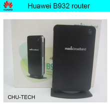 Unlocked Huawei B932 3G fwt/fixed terminal/3g Wireless router with sim card slot(China)