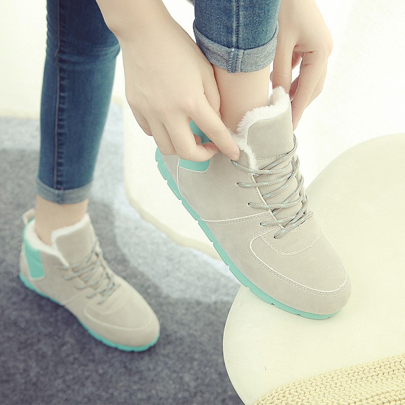 NEW Brand Hot Newest Keep Warm Women Winter Boots High Quality pu Leather Casual Boots Working Fahsion Boots Essential Shoes<br>