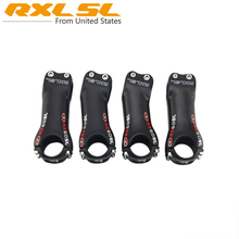 Handlebar Stem 31.8 Bicycle Stems RXL SL Road Bike Carbon Stem MTB Stems 6 degree/17 degree 3K/UD Matte RX6623