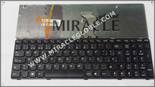 Laptop keyboard For Lenovo G570 G770 Z565 G575 G780 G560 SP Spanish layout with black frame 100% New and Original