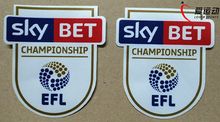 16-17 England EFL cup championship patch English Football League soccer patch free shipping