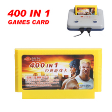 400 in 1 Games Card 8 Bit Classic Video Game Memory Card for Subor FC TV Video Game Console for Kid Children Gift(China)