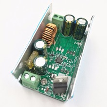 DC Boost Converter DC 8-40V To 9-60V 12A 200W Adjustable Power Supply Module DC 12V 24V Step Up Converter Voltage Regulator(6.8)