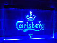LE010- Carlsberg Beer Bar Pub Displays LED Neon Light Sign
