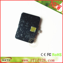 Portable EMV Micro USB OTG Smart IC Card Reader&Writer #N88 For Android Mobile Phones With 2PCS FM4442 Chip Cards&SDK