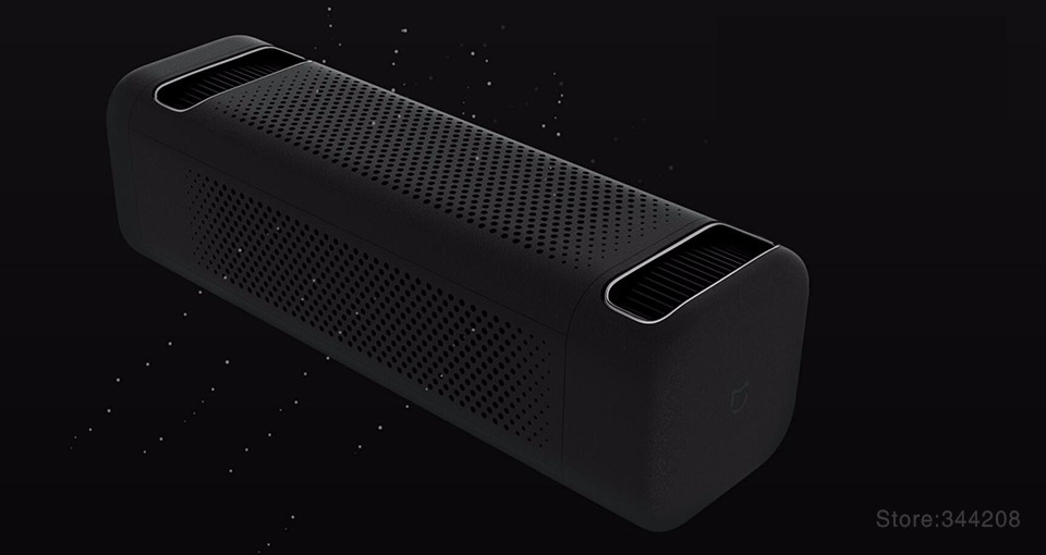 Xiaomi Mi Mijia Brand Smart Car Air Cleaner Purifier Purifying PM 2.5 Detector Smartphone Remote Control