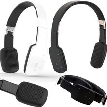 Foldable Wireless Bluetooth Headphone Stereo Headset Wired HD Headband Earphone For Android IOS Samsung LG iPhone HTC Blackberry
