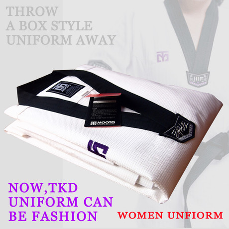 Women Taekwondo Dobok WTF Uniform Comfortable Kick Boxing Training Suit Karate Clothing for Girl Female Sport ProfessionClothes<br><br>Aliexpress