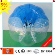 plastic bubble ball for kids and adults,giant human bubble ball,half color tpu bubble soccer bubble ball for sale