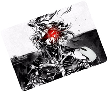 Metal Gear Solid mouse pad best pad to mouse notbook computer mousepad Christmas gifts gaming padmouse gamer to laptop mouse mat