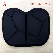 Many styles seats Pad Cushion Kayak inflatable float for Fishing boat accessories marine Canoe Paddle black cheap bateau peche(China)