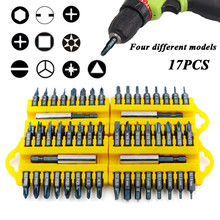 Buy 17Pcs Security Tamper Proof Torx Hex Star Bit Set Magnetic Holder Screwdriver Bits Torx Hex Star Tamper Proof Screwdrivers Bit for $8.55 in AliExpress store