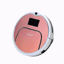 Eworld Gifts M883 Smart Dry And Wet Mop Robot Vacuum Cleaner For Home Auto Charge HEPA Filter Sensor Household Floor Cleaning