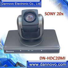 DANNOVO Sony 20x Zoom Full HD PTZ Camera for Video Conference Room, Support HD-SDI,DVI,HDMI,Ypbpr, VIDEO Video Output