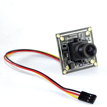 "HD 700TVL 1/3"" sharp CCD PAL or NTSC 3.6mm Mini CCD FPV Camera for RC Quadcopter Drone FPV Photography security camera(China)"