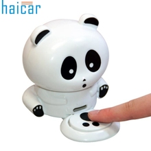 Haicar Fashion Women Lady Cute Bear Hand Nail Art Tips quick blow Polish Dryer Blower Manicure Care 1PC