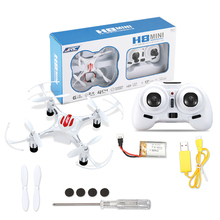 JJRC H8Mini RC Airplane Six Axis 2.4G Aircraft Quadrocopter 360 Degree Roll Remote Control Plane Headless Drone Profissional(China)