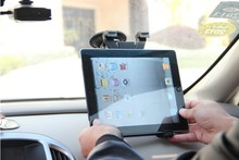 "360 Degree Rotating Universal Car Windshield Holder For iPad Air 4 3 2 Mini, 7"" 8"" 9"" 10.1"" Tablet PC With Retail Box,Free"