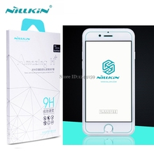 Buy Iphone 8 / 8 Plus Tempered Glass Nillkin Amazing H+ Screen Protector Anti-Explosion 2.5D Protective Film iphone 7 plus for $8.09 in AliExpress store