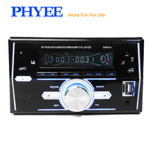 New Design Double Din Autoradio Bluetooth Car Audio Stereo Radio FM USB SD MP3 A2DP ISO Handsfree(China)
