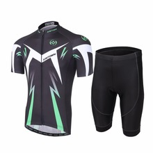 Specialized Cycling Clothing Jersey Shorts Set Ropa Ciclismo Breathable MTB Summer Sport Wear Mens Bicycle Maillot Culotte