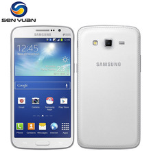 Original Samsung Grand 2 G7102 Cell Phone 8MP Camera GPS WIFI Quad-core 8GB ROM Dual Sim Mobile Phone(China)