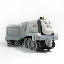 x49 Free shipping new 1:64 Thomas and friends spencer rail train casting metal hook toys children gift packaging