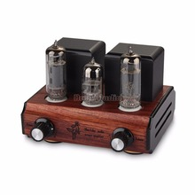 Douk Audio Mini 6N3+6P1 Vacuum&Valve Tube Amplifier 2.0 Channel Stereo Class A Power Amp 5W Pure Handmade