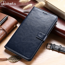 Buy AKABEILA elephone s8 case Leather Flip Wallet Cases elephone s8 Cover Card Slot Covers Bags Silicone Inner Soft Pouch 6.0 for $7.12 in AliExpress store
