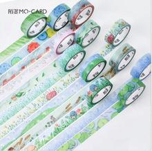 Chinese Traditional 24 solar terms calendar Weather Washi Tape DIY Diary Decoration Planner Scrapbook Sticker Label Masking Tape