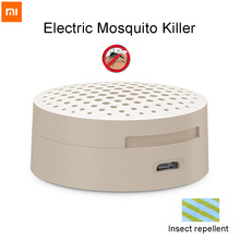 Original Xiaomi Electric Mosquito Killer Portable Mini Night Repeller Killing Fly Bug Insect Night Killer Zapper for Camping