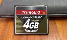 Transcend for industrial 4GB 4G 100x industrial cf card TS4GCF100I compact flash ultra