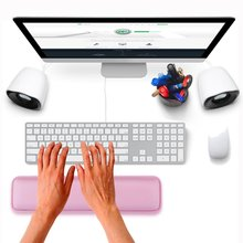 Mechanical Keyboard Mouse Wrist Support Comfort Pad Wrist Rest Keyboard Hand Pad Keyboard Pillow for PC Keyboard Notebook