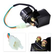 1x New Starter Solenoid Relay for ATV Scooter 70cc 110 150 250cc XS360 TaoTao Roketa Sunl Baja Kazuma Motorcycle Electrical Part