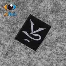 Free Shipping Customized garment shirt jacket shoe labels/woven labels/logo/printed clothing label/embroidered tag 1000pcs a lot(China)