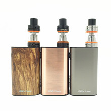 Electronic Cigarette Eleaf istick Power Box Mod SMOK TFV8 Baby Atomizer ipower 5000mah Battery Vaporizer full kit vs istick pico
